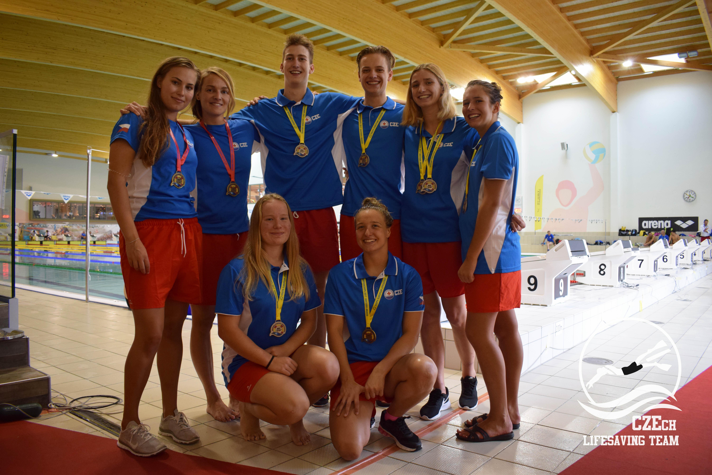 Repre 2017 - medailisté